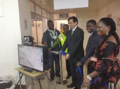 リベリア 豊富な調達経験を生かし、エボラ出血熱対策で必要な物資を迅速に調達